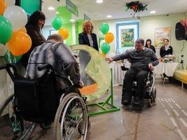 Сбербанк создаст систему обслуживания людей с инвалидностью по международным стандартам